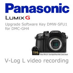 Panasonic DMW-SFU1GU V-Log Profile Code for GH4 / GH5