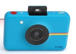 Polaroid Snap Instant Digital Camera - Blue    (POLSP01BL)