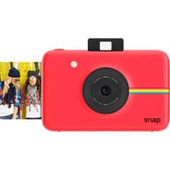 Polaroid Snap Instant Digital Camera - Red (POLSP01R)