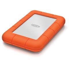 LaCie 2TB USB 3.0 Rugged Mini Portable Hard Drive