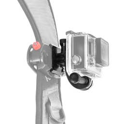 Peak Design POV Kit for All Capture Camera Clips  (PD-POV-1a) Adapter for mounting GoPro & point and shoot cameras.