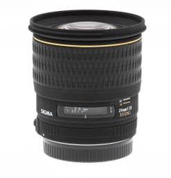 Sigma AF 24mm f/1.8 EX DG ASP RF Lens for Nikon Mount - Last one !