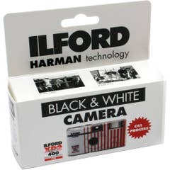 Ilford XP2 Super Single Use Camera with 27 Exposures
