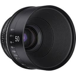 Samyang Xeen 50mm T1.5 Canon EOS Full Frame