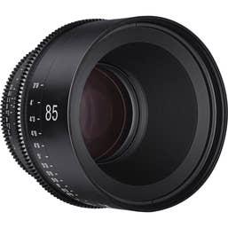 Samyang 85mm T1.5 XEEN Cine Lens for Canon EF Mount