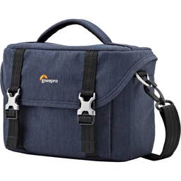 Lowepro Scout SH 140 AW Mirrorless Camera Bag (Slate Blue)