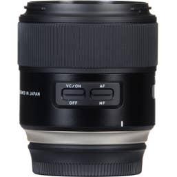 Tamron SP 35mm f/1.8 Di VC USD Lens for Nikon F