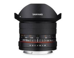 Samyang 12mm f/2.8 - Fuji X Full Frame
