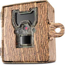Bushnell Bear Safe Security Case for Trophy Cam with Black LED Lights
