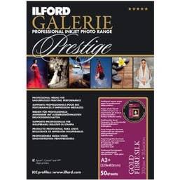 Ilford Galerie Gold Fibre Silk 310GSM - A3+ 50 Pk