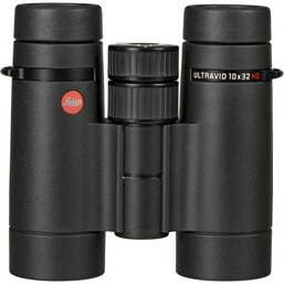 Leica Ultravid 10x32 HD-Plus Binoculars (40091)
