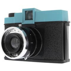 Lomography Diana+ Zone Focus Film Camera with 75mm Lens  (HP650)