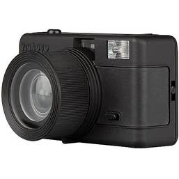 Lomography Fisheye One 35mm Camera (All Black)