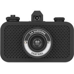 Lomography La Sardina 8Ball Camera  -  SP100AB