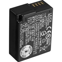Leica BP-DC12  for CL, Q, V-LUX,  (Lithium-Ion Battery)