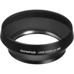 Olympus Lens Hood LH-48B - Black