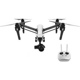 DJI Inspire 1 PRO Quadcopter with Zemuse X5 4K Camera and 360 degree 3-Axis Gimbal  (DJIINSPIRE1PRO)