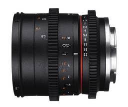 Samyang 50mm T1.3 VDSLR UMC II Canon M APS-C (400534)