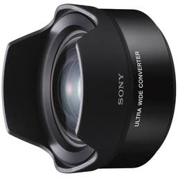 Sony VCLECU2 - Ultra Wide Converter Lens for Sony SEL16F28 and SEL20F28