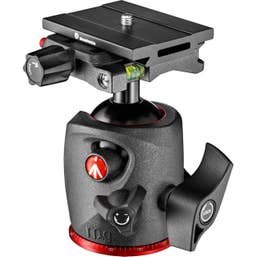 Manfrotto Head XPro Ball Top Lock QR Arca Type Plate  (MHXPRO-BHQ6)