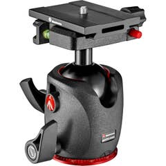 Manfrotto Head XPro Ball Top Lock QR Arca Type Plate