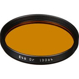 Leica E46 Orange Filter  (13064)