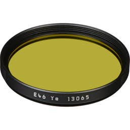 Leica E46 Yellow Filter