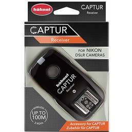 Hahnel Captur Additional Receiver for Nikon  (CHLCAPRECN)