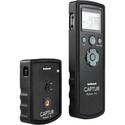 Hahnel Captur Pro & IR Module Remote   (CHLCAPPRO)