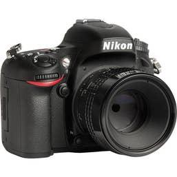 Lensbaby Velvet 56mm Nikon F (Black)