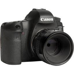 Lensbaby Velvet 56mm Sony E - Black (LBV56BX)