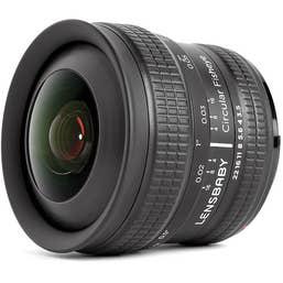 Lensbaby Circular Fisheye Canon EF