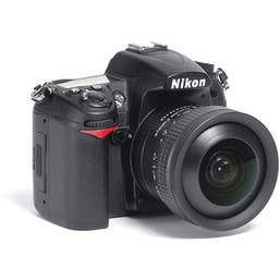 Lensbaby Circular Fisheye Nikon F