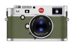 Leica - M (Typ 240) a la carte - Silver / Khaki Leather