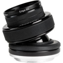 Lensbaby Optic Swap Edge 80 (LBE80)