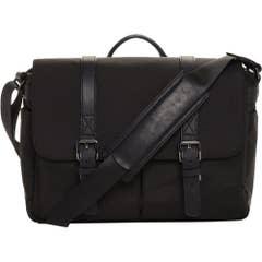 ONA Brixton Nylon Camera & Laptop Bag (Black)