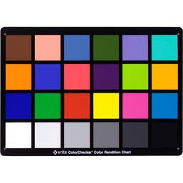 X-Rite ColorChecker Classic Card   (MSCCC)