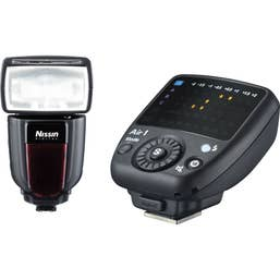 Nissin Di700A Flash Kit with Air 1 Commander Kit for Sony (FG DI700AS#)