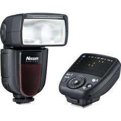 Nissin Di700A Flash Kit with Air 1 Commander Kit for Canon (FG DI700AC#)