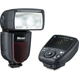Nissin Di700A Flash Kit with Air 1 Commander Kit for Nikon (FG DI700AN#)