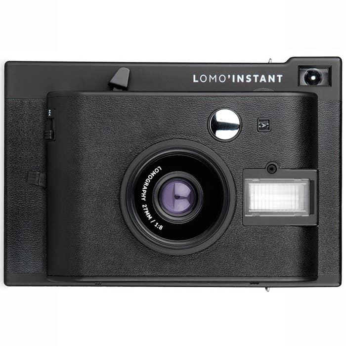 Lomography Lomo'Instant - Black (LI100B)