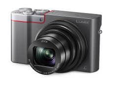 Panasonic DMC-TZ110 Digital Camera - Silver
