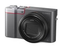 Panasonic DMC-TZ110 Digital Camera - Silver