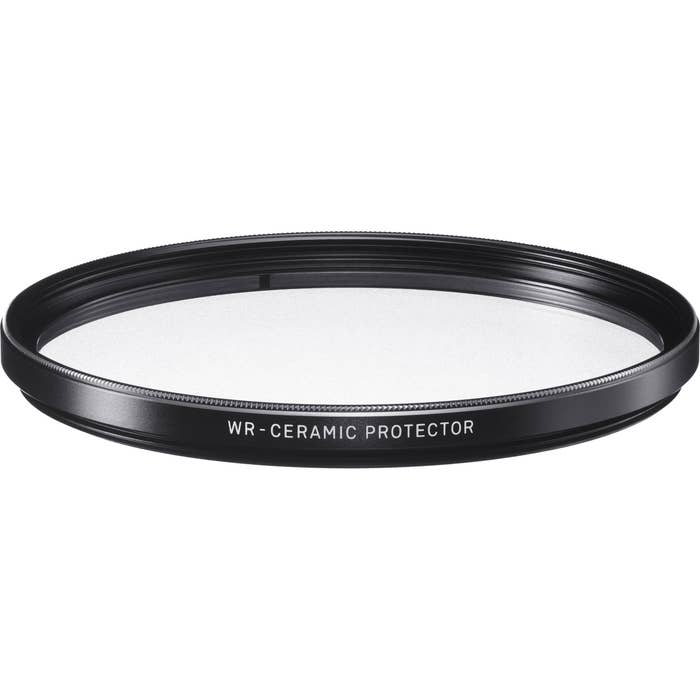 Sigma WR Ceramic Protector Filter 72mm
