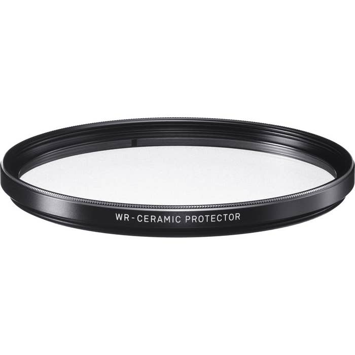 Sigma WR Ceramic Protector Filter 105mm