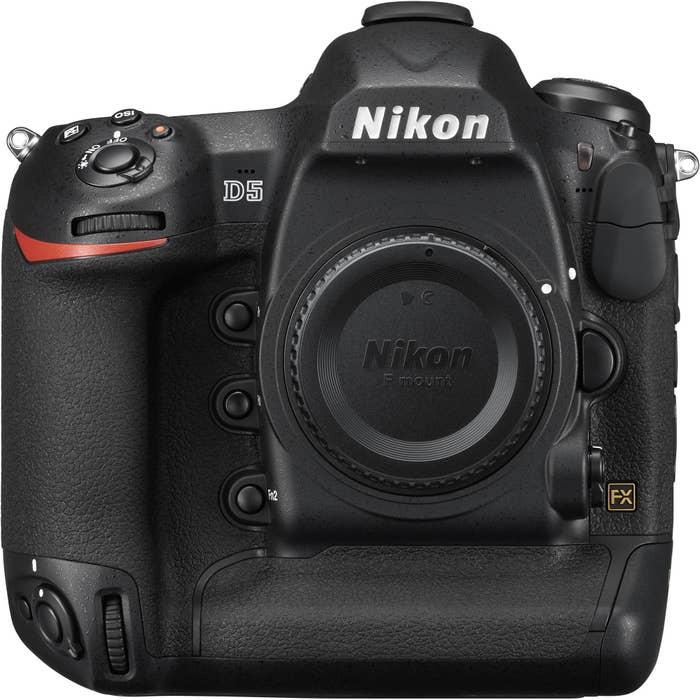 Nikon D5 DSLR Camera (Body Only)  Dual XQD