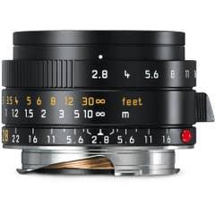 LEICA - SUMMICRON-M 35mm f/2 ASPH - Black