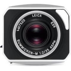 LEICA - SUMMICRON-M 35mm f/2 ASPH - Silver