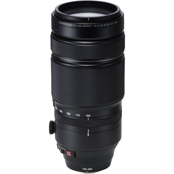 Fujifilm XF 100-400mm f/4.5-5.6 R LM OIS WR Lens (74184)