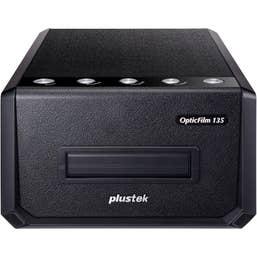 Plustek OpticFilm 135 Slide and Negatives Scanner
